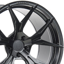 "20"" Rohana RFX5 Black Concave Wheels by www.kixxmotors.com Authorized Dealer"