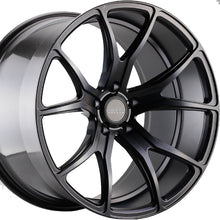 Varro VD01 Black concave wheels rims for Porsch Panamera by Kixx Motorsports https://www.kixxmotorsports.com 1