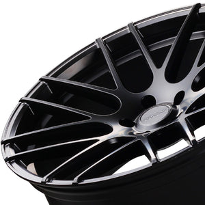 "22"" Varro VD08 concave staggered wheels rims by Kixx Motorsports https://www.kixxmotorsports.com 2"