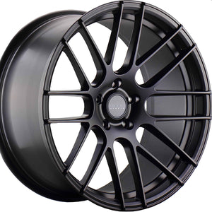 "22"" Varro VD08 concave staggered wheels by Kixx Motorsports https://www.kixxmotorsports.com 1"