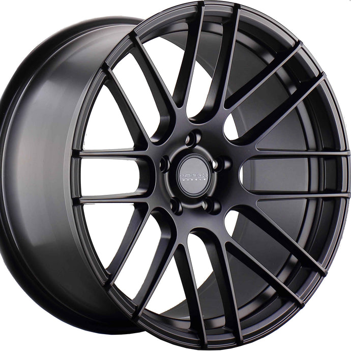 20x10 Varro Black wheel by Authurized Dealer Kixx Motorsports https://www.kixxmotorsports.com 3
