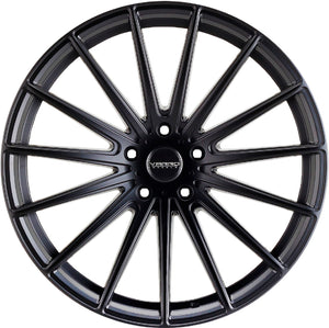 22x10.5 Varro VD17 Gloss Black concave wheels rims. Authorized Dealer Kixx Motorsports https://www.kixxmotorsports.com 3