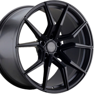 19x9.5 20x11 Varro VD19 Black concave wheels rims for Chevy Corvette C6 C7 Stingray Z51 by Kixx Motorsports https://www.kixxmotorsports.com 8