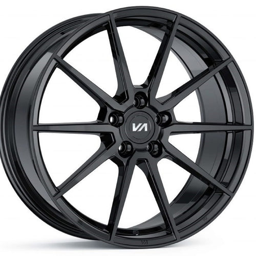 20x10 Variant Argan Gloss black concave wheels rims by Kixx Motorsports https://www.kixxmotorsports.com