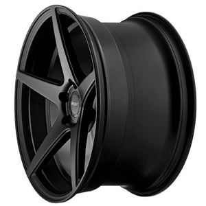 "22"" Velgen Classic 5 Black concave wheels rims by KIXX Motorsports https://kixxmotors.com"