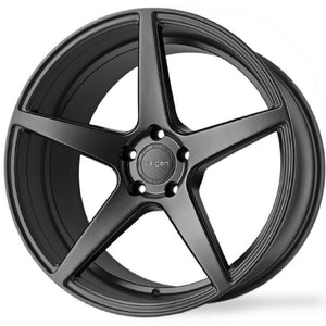 "19"" Velgen Classic 5 Gunmetal Concave Wheels rims by https://kixxmotorsports.com"