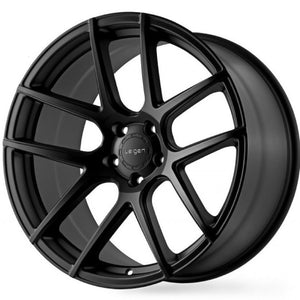 "19"" Velgen VMB5 Black Concave Wheels. Staggered Fitment by KIXX Motorsports https://kixxmotorsports.com"