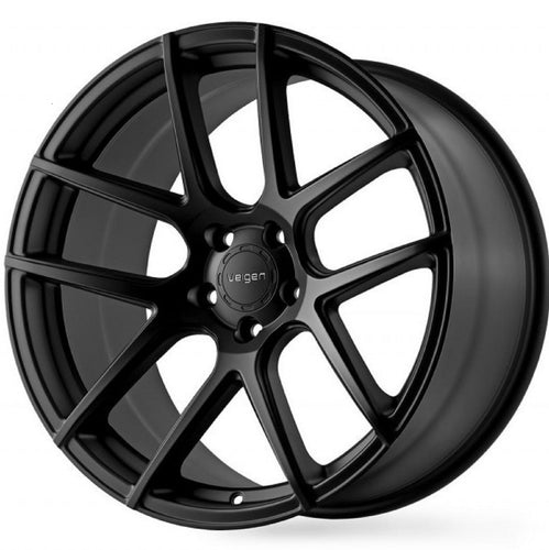19x9 Velgen VMB5 Black wheels rims by KIXX Motorsports https://www.kixxmotorsports.com