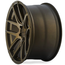 22x10.5 Velgen VMB5 Bronze Wheels rims by KIXX Motorsports https://www.kixxmotorsports.com/products/22x10-5-velgen-vmb5-satin-bronze-wheel