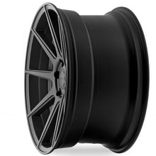 20x9 Velgen VMB9 Black concave wheels rims by Kixx Motorsports https://www.kixxmotorsports.com/products/20x9-velgen-vmb9-satin-black-wheel