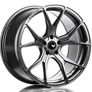 "21"" Vorsteiner V-FF 103 Graphite Gunmetal concave wheels (Forged) by Kixx Motorsports https://www.kixxmotorsports.com/collections/vorsteiner-wheels"