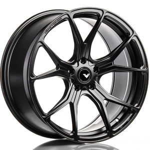 "19"" Vorsteiner V-FF 103 Black concave wheels rims for https://www.kixxmotorsports.com"