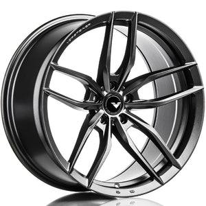 "20"" Vorsteiner V-FF 105 Graphite forged concave wheels for by Kixx Motorsports https://www.kixxmotorsports.com"