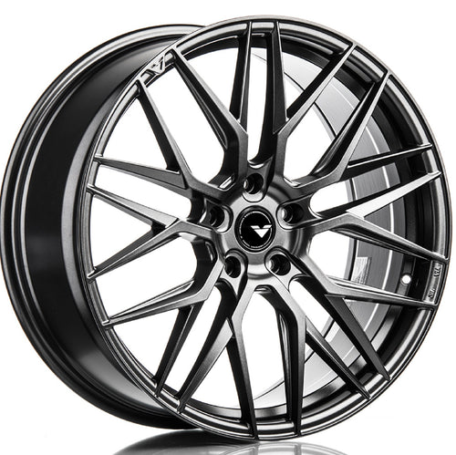 20x10 20x11 Vorsteiner V-FF 107 Graphite forged concave wheels rims for Ford Mustang by Kixx Motorsports https://www.kixxmotorsports.com/collections/vorsteiner-wheels