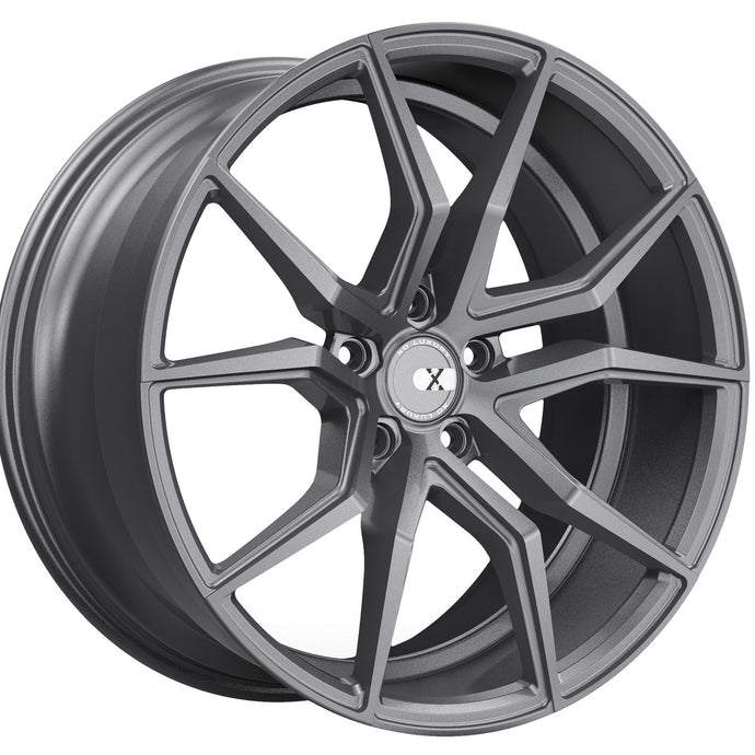 19x9.5 20x11 XO Verona Gunmetal concave wheels rims for Chevy Corvette C6 C7 Stingray Z51 by Kixx Motorsports https://www.kixxmotorsports.com