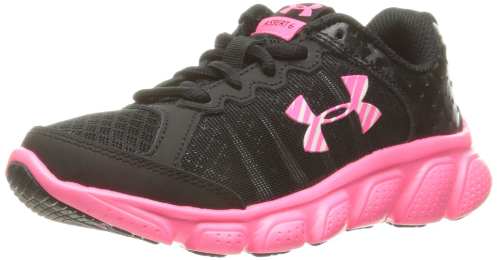 Under Armour Girls' Pre School Assert 6