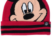 Neff Boys' Disney Mickey Peek Fold Youth Beanie
