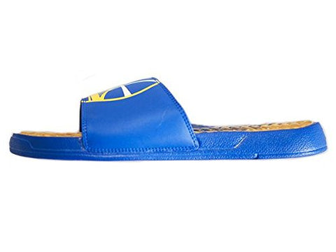ISlide NBA Golden State Warriors Wave Gel Slides