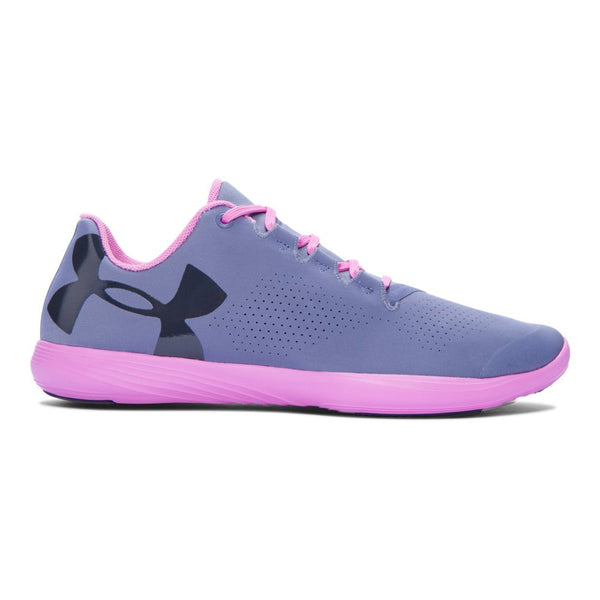Under Armour Grade School UA Street Precision Low 7 AURORA PURPLE