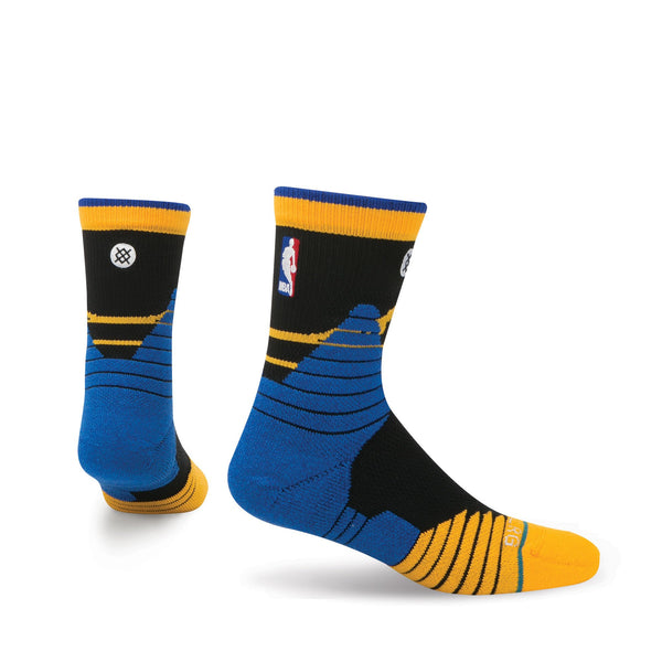 Stance NBA Warriors Core Qtr L(9-12)