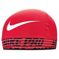 963742021f6 NIKE Pro Skull Cap 2.0 University Red Black White