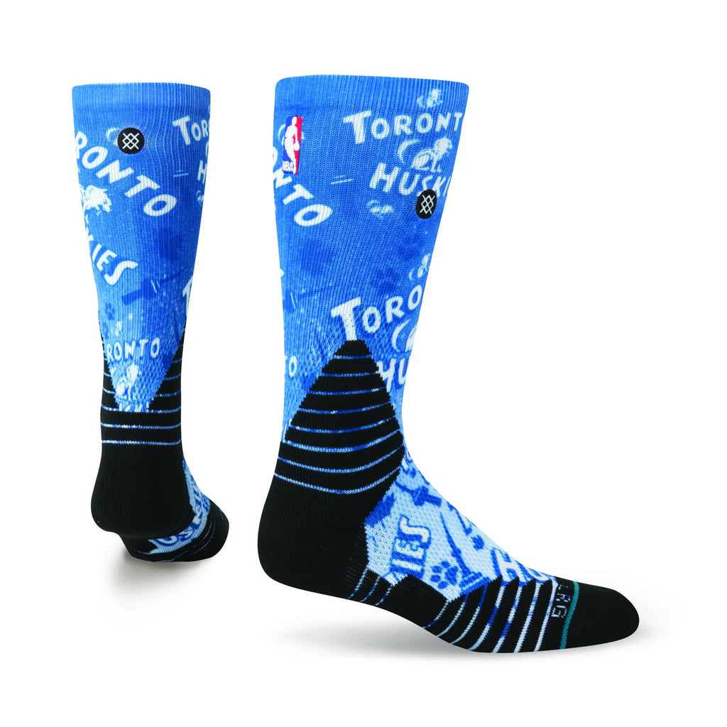 Stance Toronto Huskies Retro Socks Large 9-13