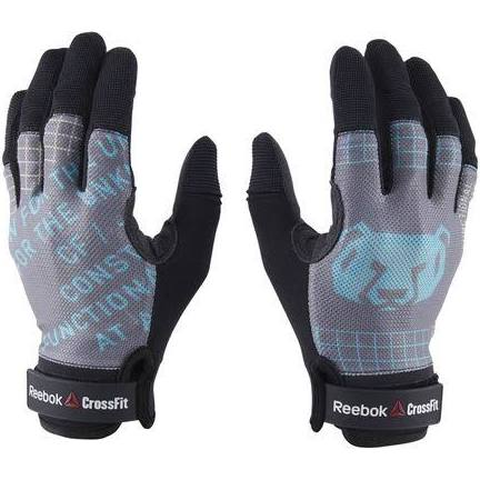 Reebok Womens Crossfit Training Gloves in Shark Size L