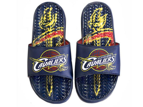 ISlide NBA Cleveland Cavaliers Wave Gel Slides