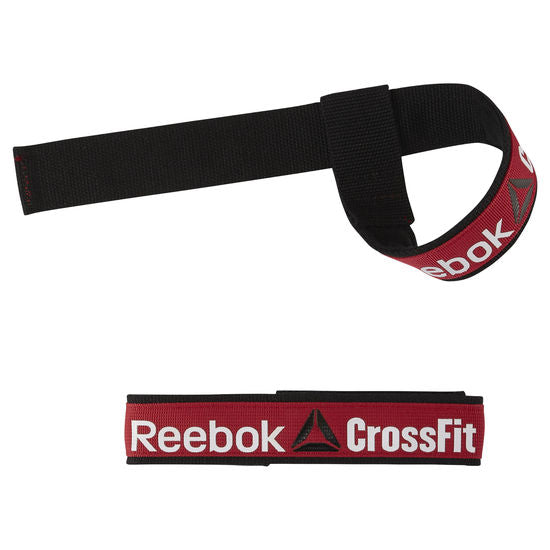 TRAINING REEBOK CROSSFIT LIFTING STRAPS