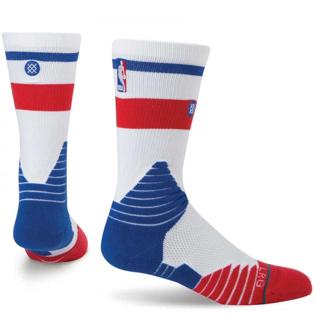 Stance NBA Core Crew Clippers (Large 9-12)
