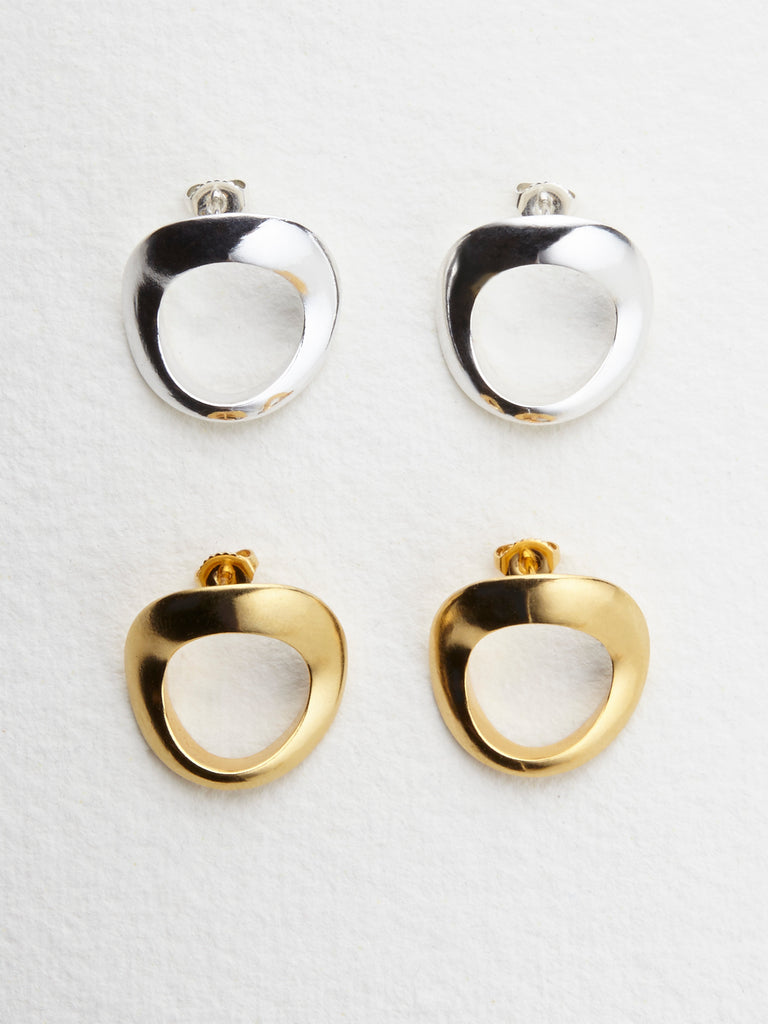 Infinite Simple Earrings