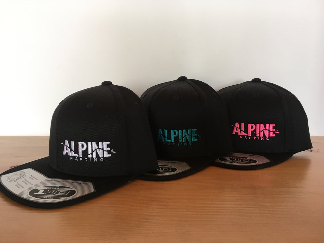 Alpine Snap Back Hats
