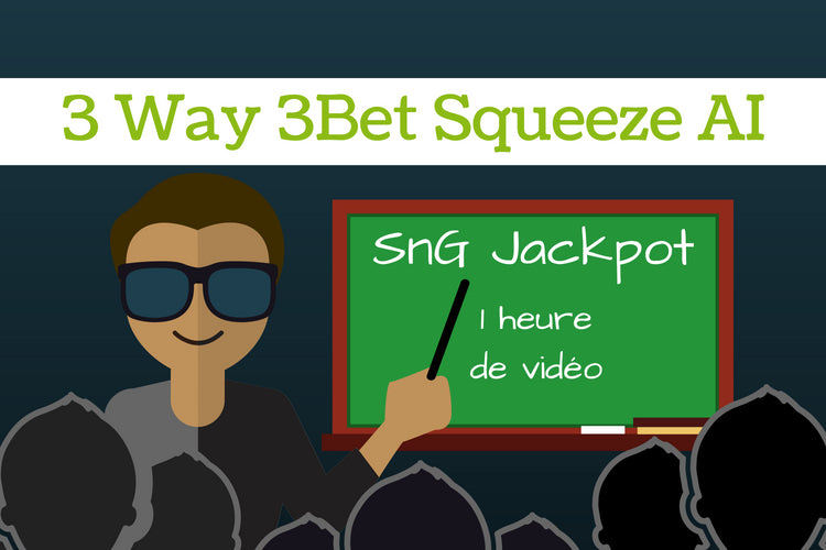 3 Way 3Bet Squeeze AI