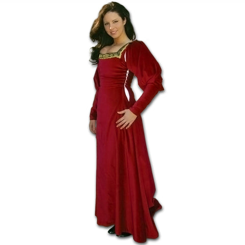 Avon Jupon Gown