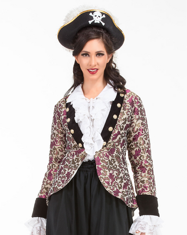 Loi Chai-san Privateer Brocade Coat