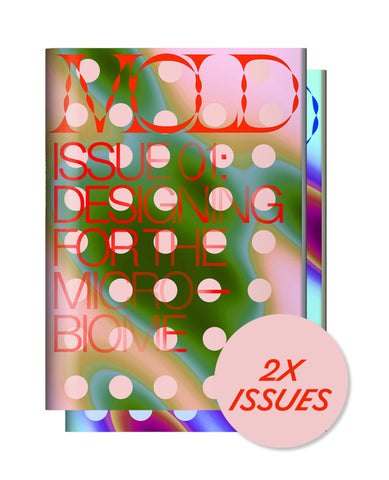 MOLD Magazine 1 Year Subscription (2x Issues)