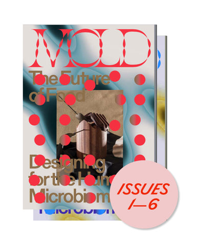 MOLD Magazine Seed Subscription (6x Issues)