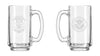 ICE Est. 2003 Glass Beer Stein