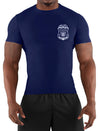 H.S.I. Special Agent Compression Fit Tee