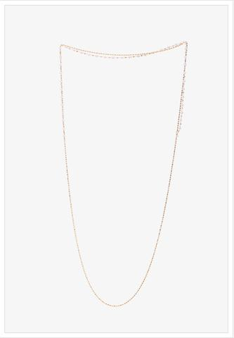 Multiwear Pearl and Gold Necklace - K.D. Jewelry Sf