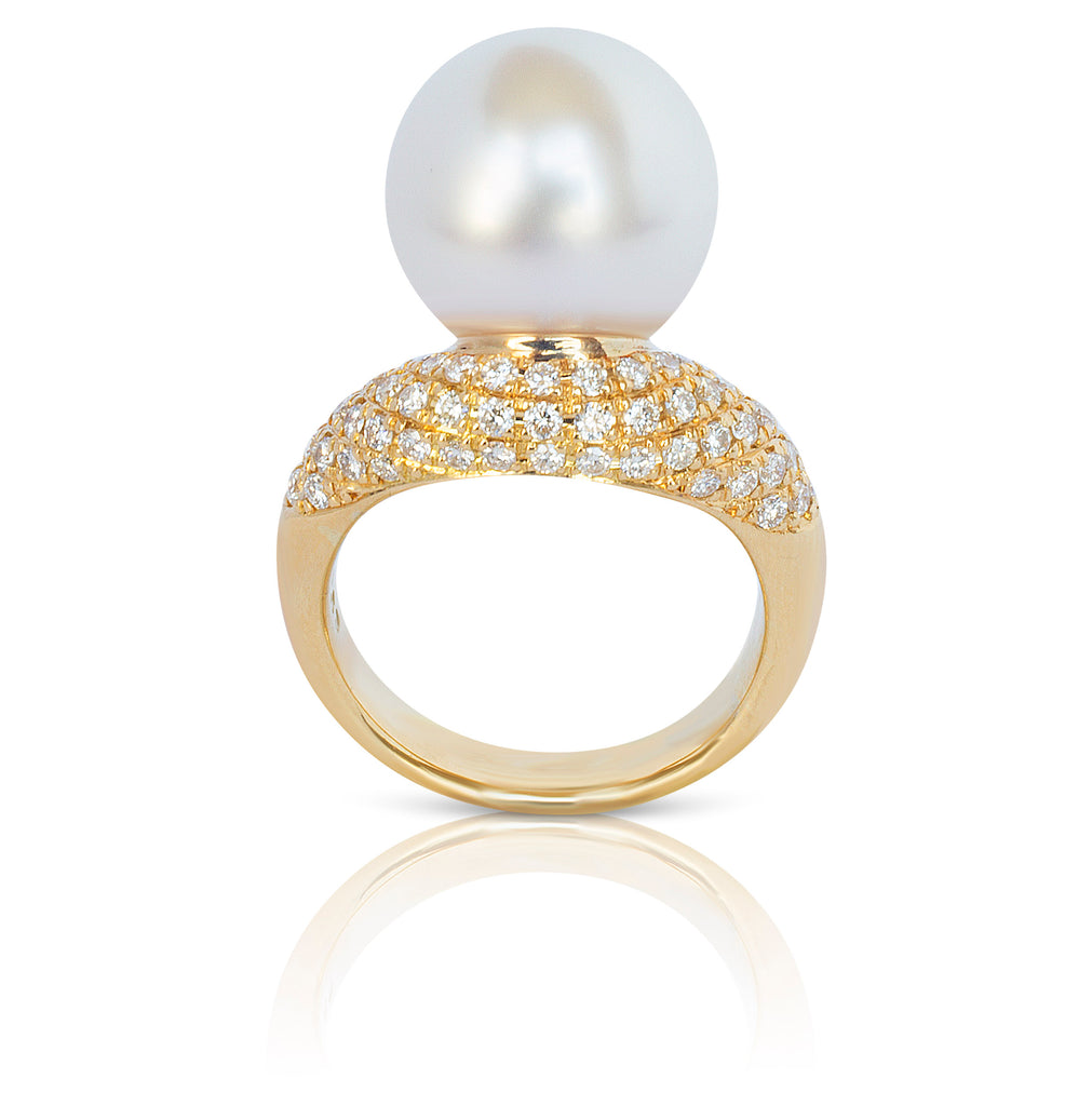 The Pearl Queen - K.D. Jewelry Sf