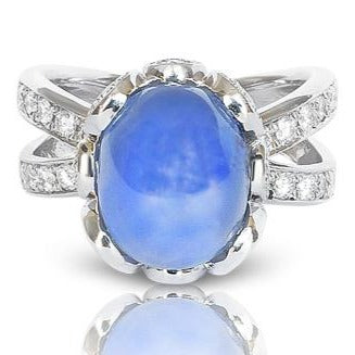 The Star Sapphire - K.D. Jewelry Sf