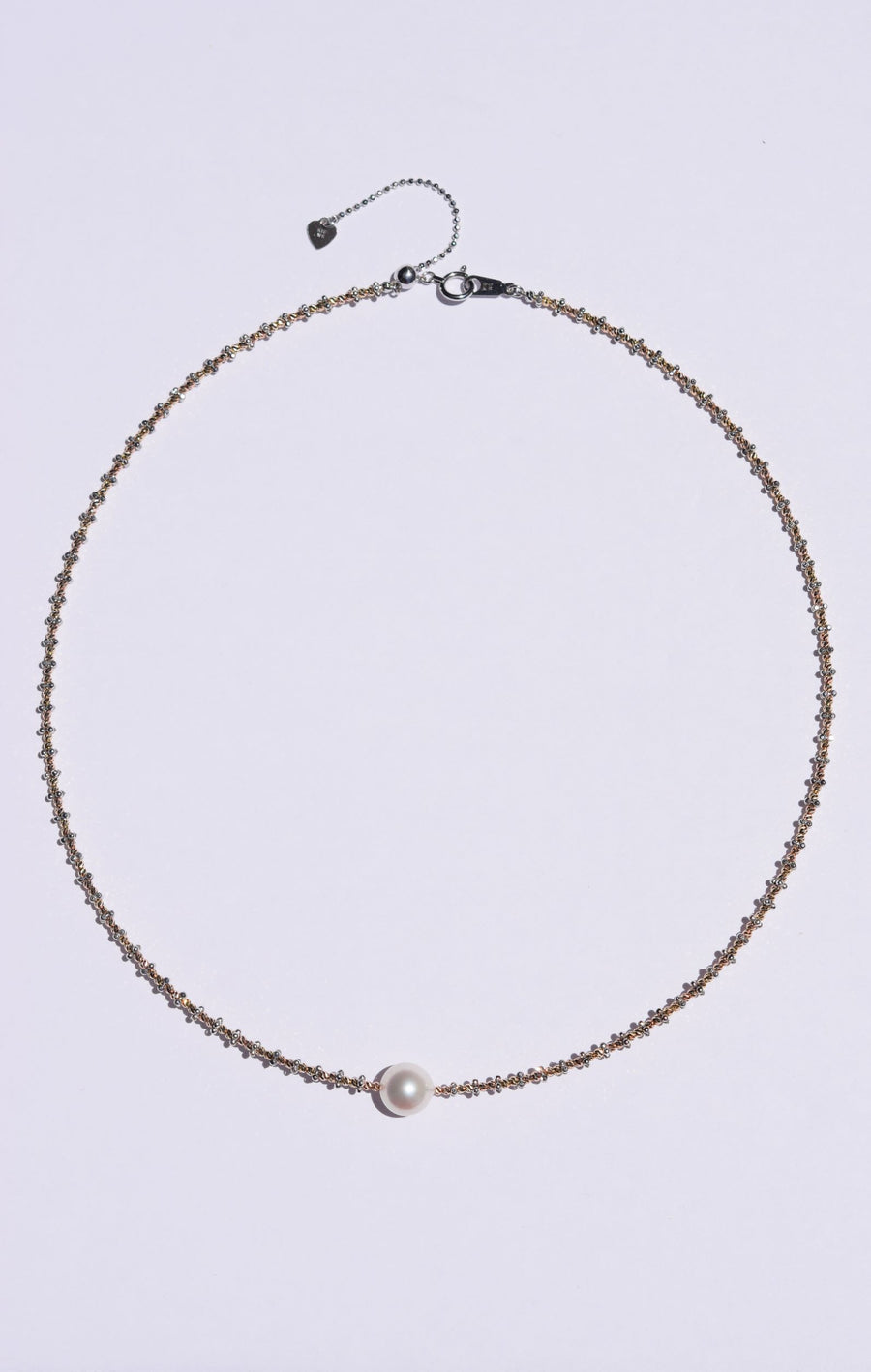 Akoya Pearl Star Necklace