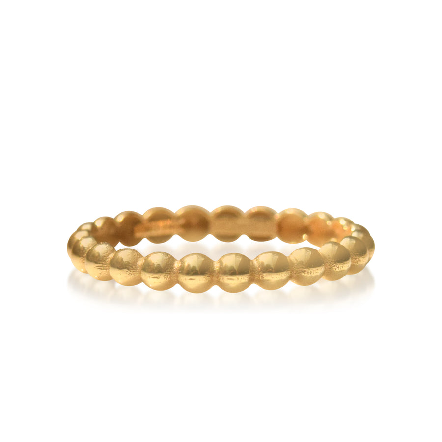 18K Classic Gold Ring