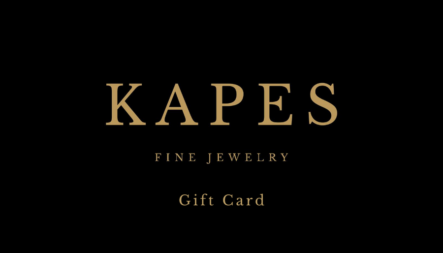 Kapes Jewelry E-Gift Card