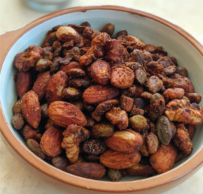 Mukassarat Spiced Nuts