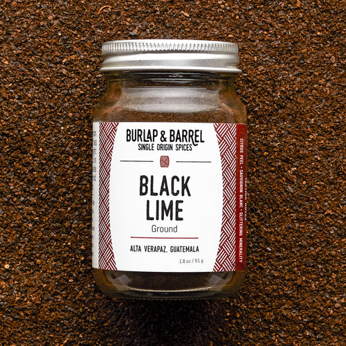 Ground Black Lime