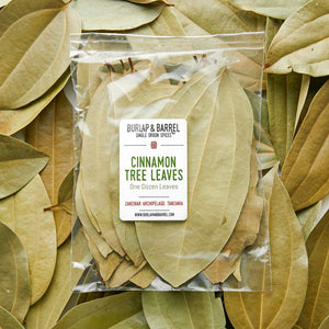 Cinnamon Tree Leaves