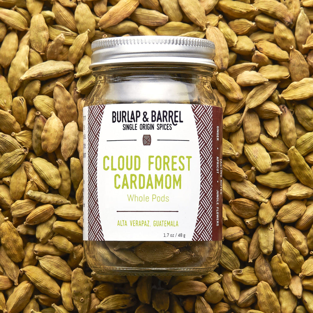 Cloud Forest Cardamom