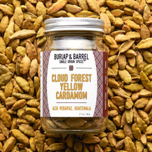 Cloud Forest Yellow Cardamom - Burlap & Barrel Single Origin Spices